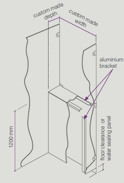 duct panneling - small size