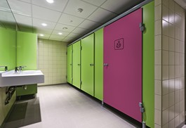 10 or 13 MM disabled cubicle
