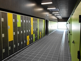 Lockers|computerized management