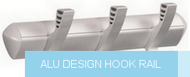 Alu design door jackets